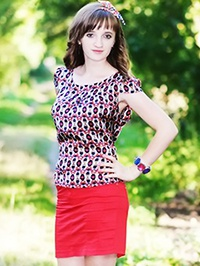 Russian Bride Oksana from Ternopol, Ukraine