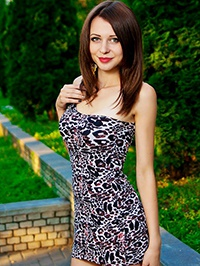 Single Yana from Zaporozhye, Ukraine
