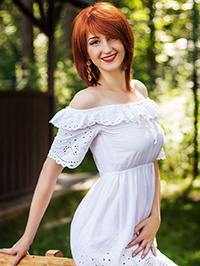 Russian Bride Yana from Kharkov, Ukraine