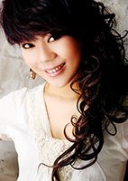 Asian lady Hong from Zhengzhou, China, ID 42326