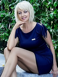 Single Yana from Torez, Ukraine