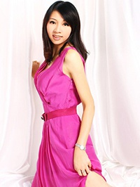 Single Henghui (Maggie) from Shenzhen, China