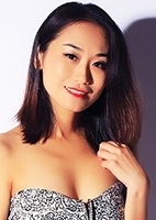 Asian lady Ling (Lucy) from Shenzhen, China, ID 42422