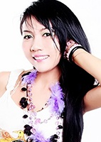 Asian lady Xiaoling (Lin) from Shenzhen, China, ID 42423