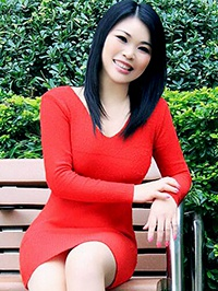 Asian lady Yanling (Linda) from Shenzhen, China, ID 42437