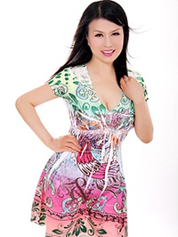 Asian Bride Baojie (Bella) from Shenzhen, China