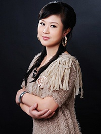 Asian woman Rui (Ruby) from Jilin City, China