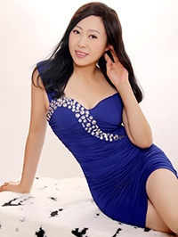 Asian lady Hua (Helen) from Shenzhen, China, ID 42541