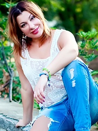 Russian single woman Zhanna from Kiev, Ukraine