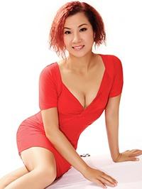 Asian woman Qichun (Sebrina) from Guangzhou, China