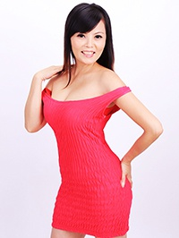 Asian woman Li (Lily) from Yulin, China