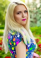 Single Viktoria from Nikolaev, Ukraine