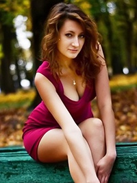 Single Anastasia from Poltava, Ukraine