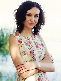 Russian Bride Marina from Irpen, Ukraine
