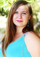 Russian single Anna from Nikolaev, Ukraine