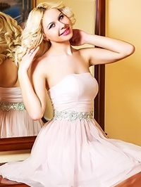 Russian Bride Anna from Kherson, Ukraine