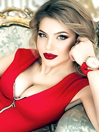 Russian woman Valeriya from Dimitrov, Ukraine