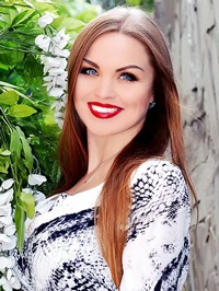 Single Anna from Kharkov, Ukraine