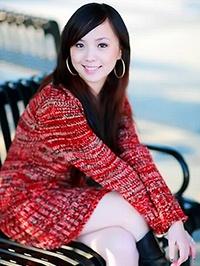 Asian woman Xuejian from Shenzhou, China