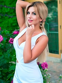 Russian Bride Irina from Odessa, Ukraine