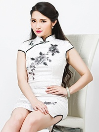 Single Luxi (Lucy) from Rizhao, China