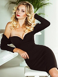 Single Anna from Donetsk, Ukraine