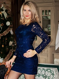 Single Irina from Nikolaev, Ukraine