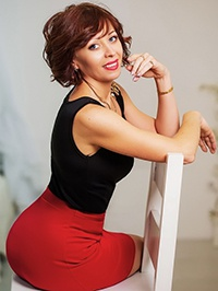 Russian Bride Svetlana from Nikolaev, Ukraine