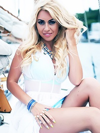 Single Antonina from Odessa, Ukraine