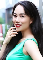 Asian lady Yaqi from Sanming, China, ID 43325