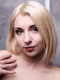 Single Albina from Poltava, Ukraine