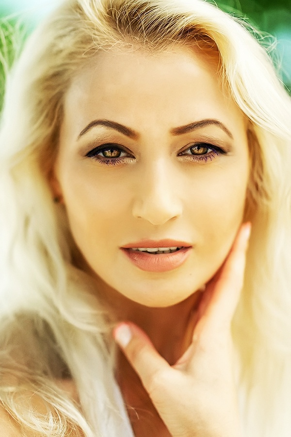 ID 43342 Young Ukrainian woman Elena from Odessa, 40 y.o., hair color Blonde
