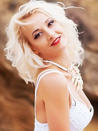 Single Elena from Odessa, Ukraine