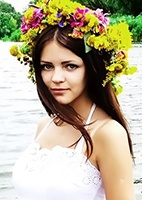 Russian single Vladislava from Cherkassy, Ukraine