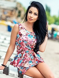 Single Ulyana from Odessa, Ukraine