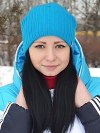 Russian Bride Valeriya from Lugansk, Ukraine