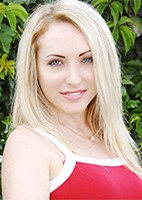 Russian single Alena from Mariupol, Ukraine