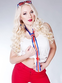 Russian woman Tatiana from Donetsk, Ukraine