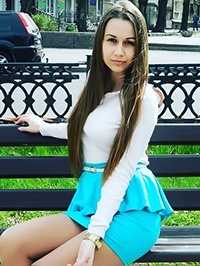 Russian single woman Valeria from Nikolaev, Ukraine