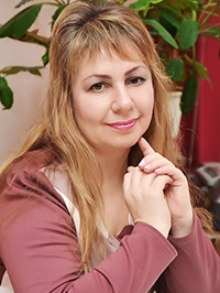 Russian woman Olga from Kharkov, Ukraine