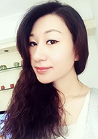 Russian single Wei (Vivi) from Shenzhen, China