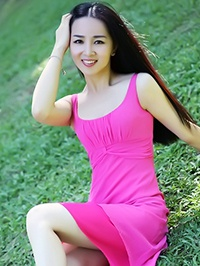 Asian Bride Qingqing (Queena) from Shenzhen, China