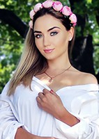 Russian single Vika from Dnepropetrovsk, Ukraine