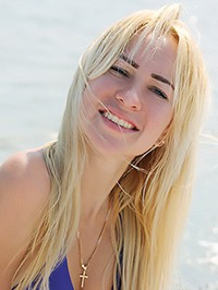 Single Yulia from Kiev, Ukraine