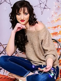 Single Anastasia from Berdyansk, Ukraine