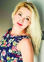 Russian single Kristina from Kherson, Ukraine