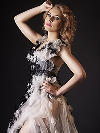 Single Anna from Kiev, Ukraine