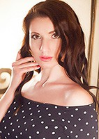 Russian single Anastasia from Kiev, Ukraine