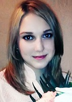 Russian single Oksana from Nikolaev, Ukraine
