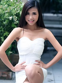 Single Lili (Lili) from Nanxiong, China